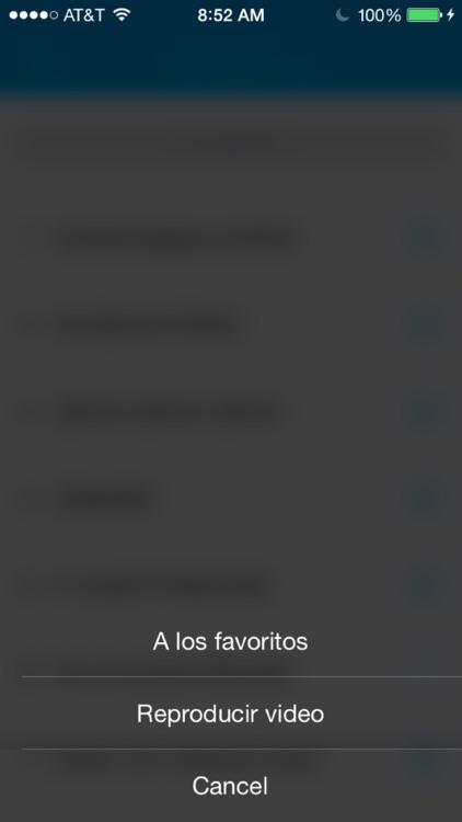 Himnario Adventista para iPhone, iPod, iPad - Himnos Completos para todas sus iDevices screenshot-3