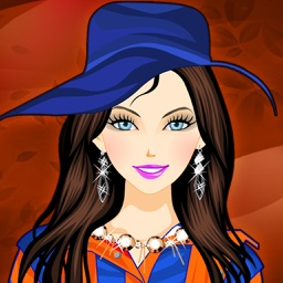 Dressup! Olympic Girl Makeover - Fashion makeover game for girls and kids about a real star girl