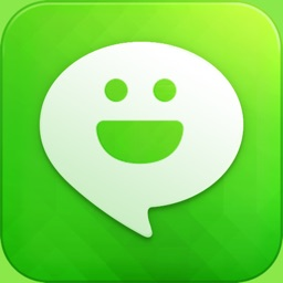 Stickers for Messenger Apps, Messages, Hangouts, Viber, WeChat, eMail, Twitter, Facebook and more!