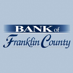 Bank of Franklin County Mobile App for iPad