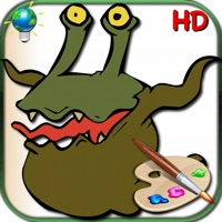 Codes for The monsters coloring book Hack