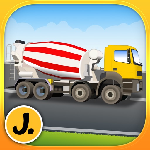 Kids & Play Cars, Trucks, Emergency & Construction Vehicles Puzzles