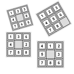 Eight Number Puzzle