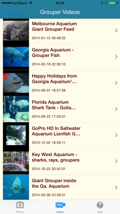 iAquarium screenshot-3