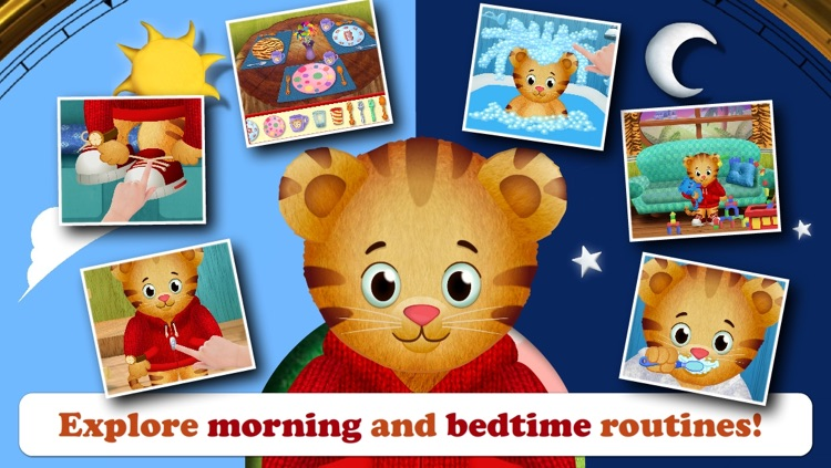 Daniel Tiger's Day & Night screenshot-0