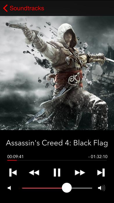 Game Soundtracks screenshot three