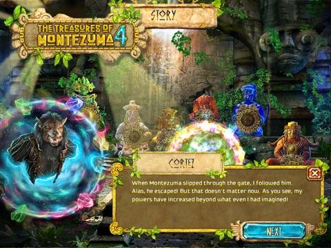 Screenshot #6 pour The Treasures of Montezuma 4 HD
