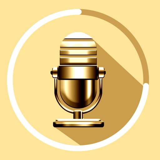 Gold Voice Changer Prank - Make Fun Recordings & Transform your Speech with Funny Effects