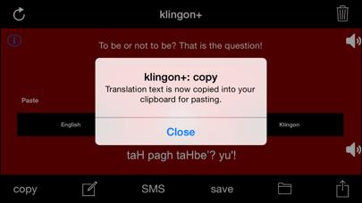 klingon+のおすすめ画像3