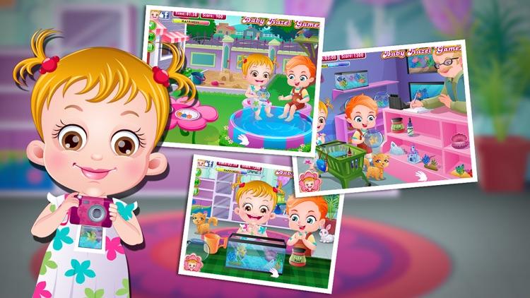 Baby Hazel Goldfish screenshot-3