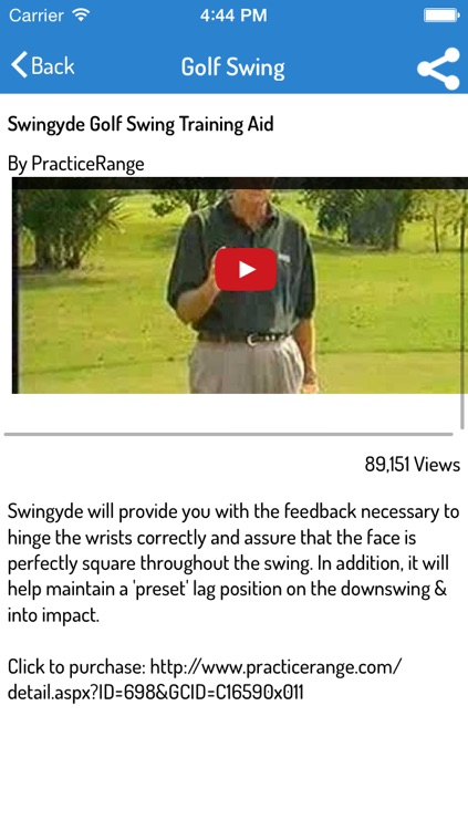 How To Play Golf - Best Video Guide screenshot-3