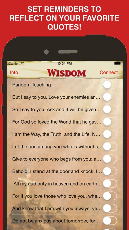 Ask Jesus with Daily Teachings™ screenshot-3