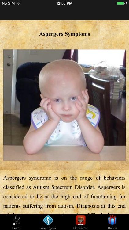 Aspergers Symptoms - General Information