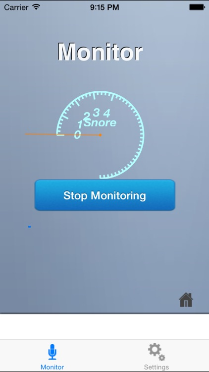 SnoreMonitor screenshot-2
