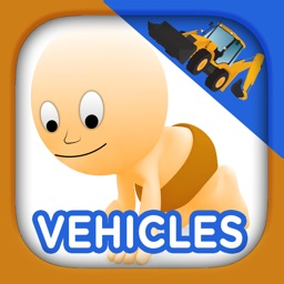 Vehicles for Kids with Best Flashcards Game and Top Fun for Babies, Toddlers or Preschool
