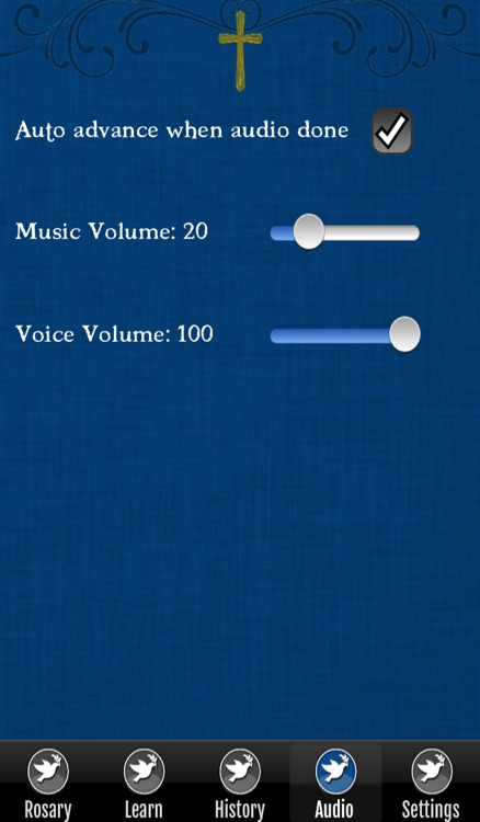 Rosary Audio screenshot-4