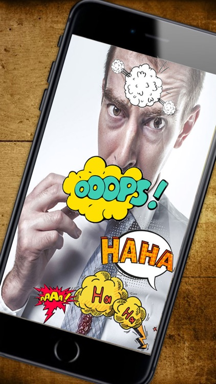 Comic - photostickers to your photos