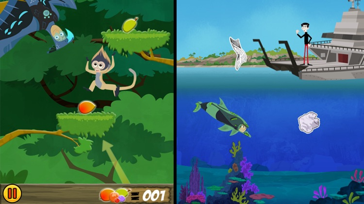 Wild Kratts World Adventure screenshot-0