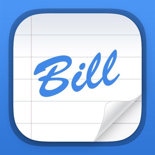 Bill Keeper Pro
