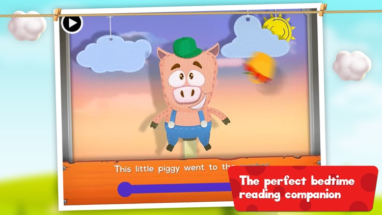 Little Piggy:  TopIQ Storybook For Preschool & Kindergarten Kids screenshot-4