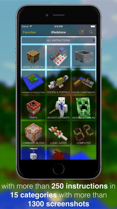Iredstone review screenshots