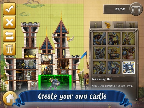 Screenshot #2 for CastleStorm - Free to Siege