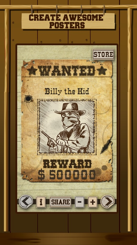 wild west wanted poster maker make your own wild west outlaw photo mug shots
