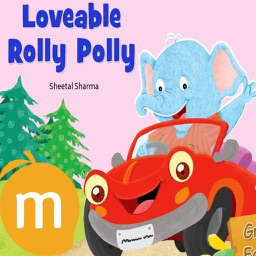 Loveable Rolly Polly - Interactive Reading Planet series Story authored by Sheetal Sharma