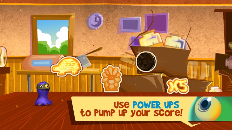Cookie Gluttons Run screenshot-4