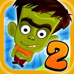 A Zombie Hop 2 : Classic Arcade Level Games