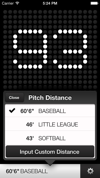 Radar Gun screenshot-1