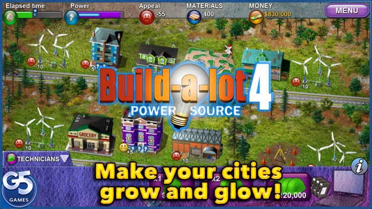 Build-a-lot 4: Power Source (Full) screenshot-0