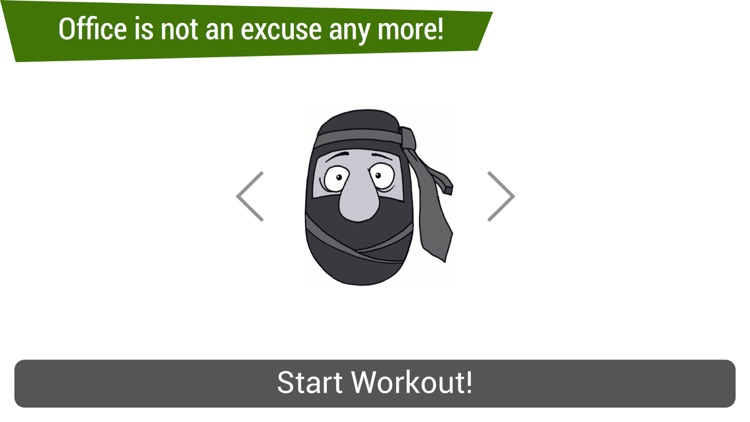 Office Ninja: daily workouts for white-collar workers screenshot-3