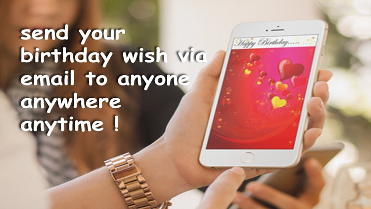The Ultimate Happy Birthday Cards (Lite Version). Custom and Send Birthday Greetings eCard with emoji, text and voice messages screenshot-4