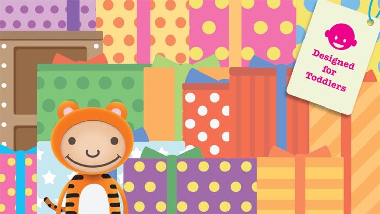 Peekaboo Toy Box screenshot-0