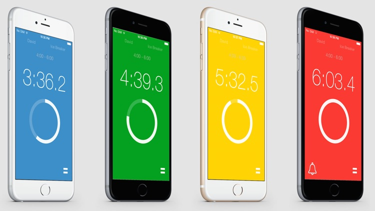 Speech Timer for Speakers