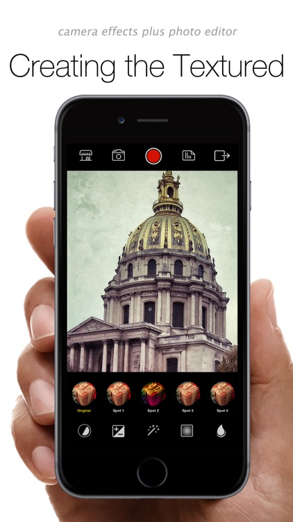 360 Camera Plus Pro - camera effects & filters plus photo editor screenshot-2