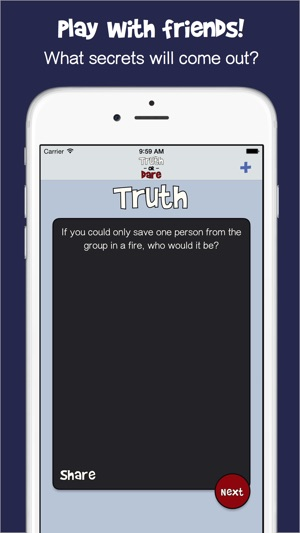 Online dirty truth or dare