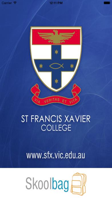 St Francis Xavier College VIC - Skoolbag screenshot one