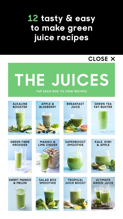 Green Juice Detox: Lose 7lb in 7 days screenshot-2