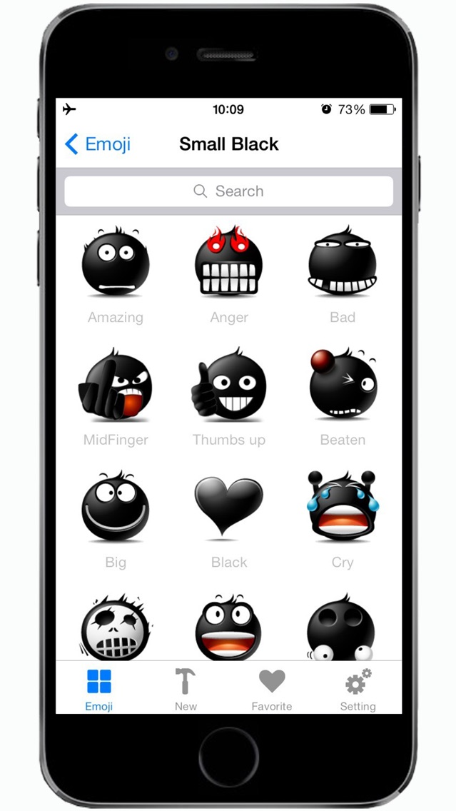 Emotion icons & Emoji keyboard & Animated Emoticon.s-1