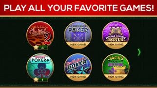Shake The Sky Video Poker