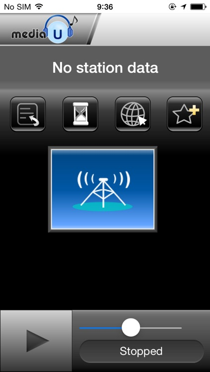 mediaU Radio screenshot-3