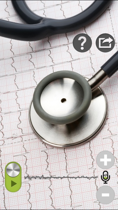 iStethoscope Pro Screenshot 3
