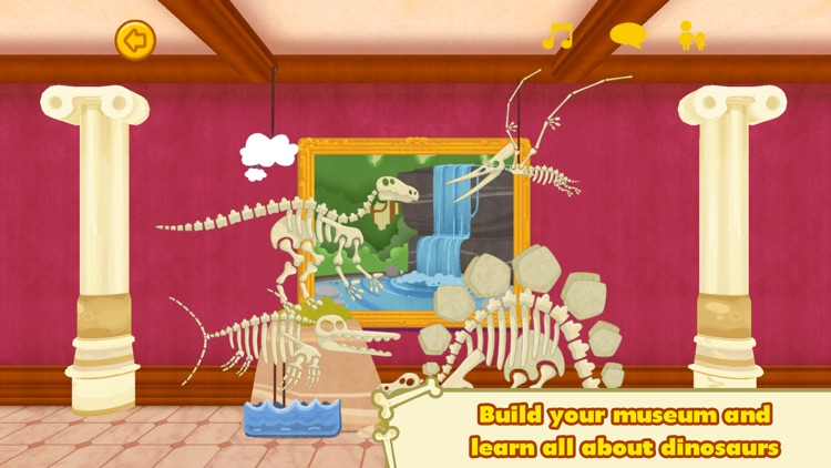 Dino Dog ~ A Digging Adventure with Dinosaurs! screenshot-4