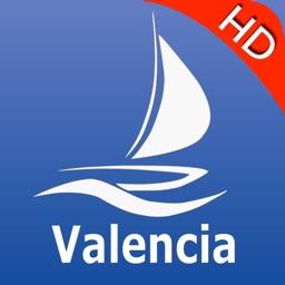 Valencia GPS Nautical charts pro