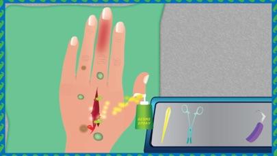 Cirugía de la Mano - gratuito Médico Cirujano y la asistencia médica de juegos para niñosCaptura de pantalla de3
