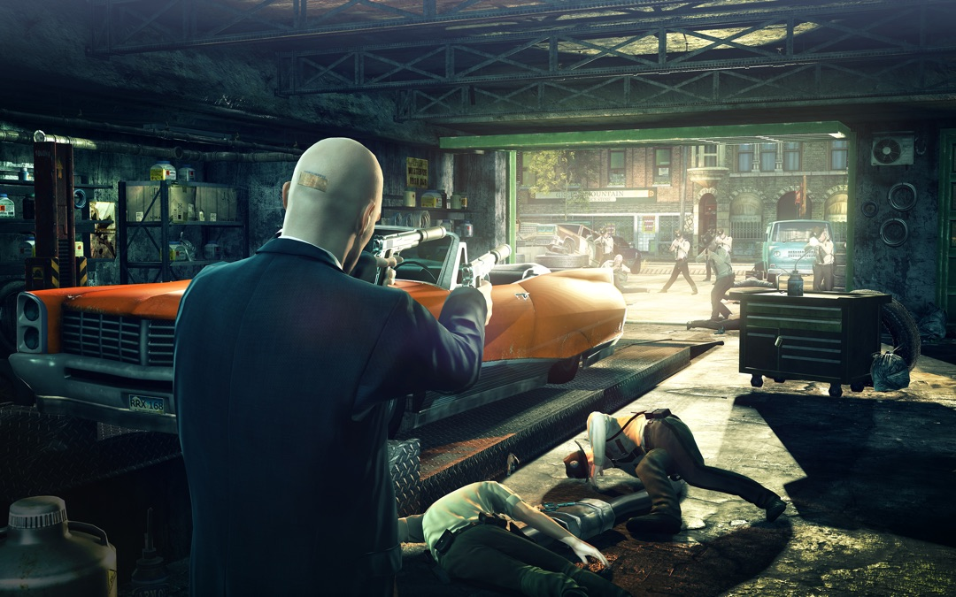 Hitman Absolution Elite Edition Online Game Hack And Cheat Gehack Com