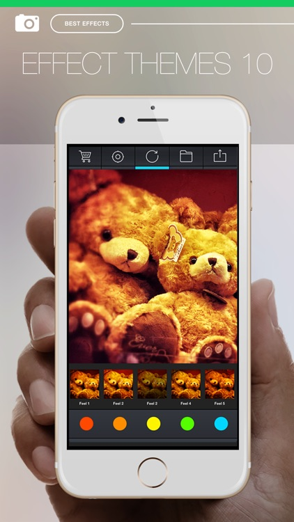 Pro FX Camera - camera effects filters plus photo editor
