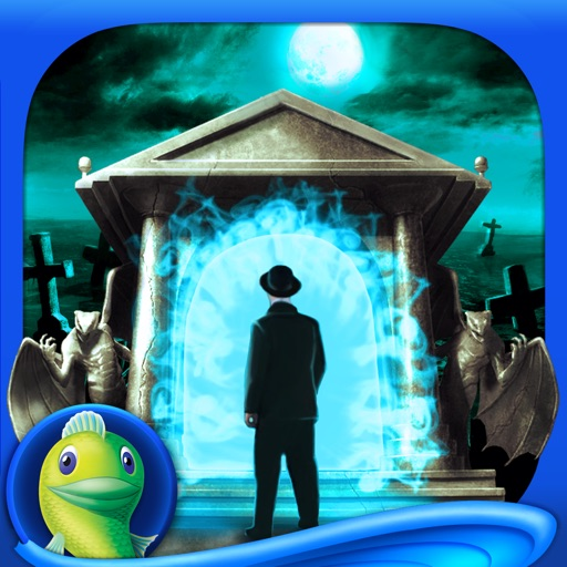 Redemption Cemetery: Grave Testimony -  Adventure, Mystery, and Hidden Objects icon